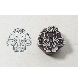 Blockwallah Block stamp Baby Mammoth