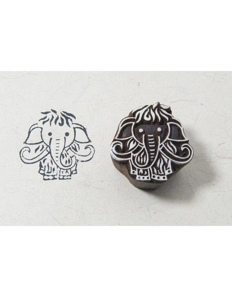 Blockwallah Blokstempel Baby Mammoth