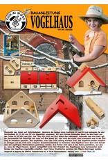 Kids at work Vogelvoerhuisje bouwpakket