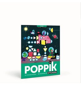 Poppik My sticker mosaic - Sky