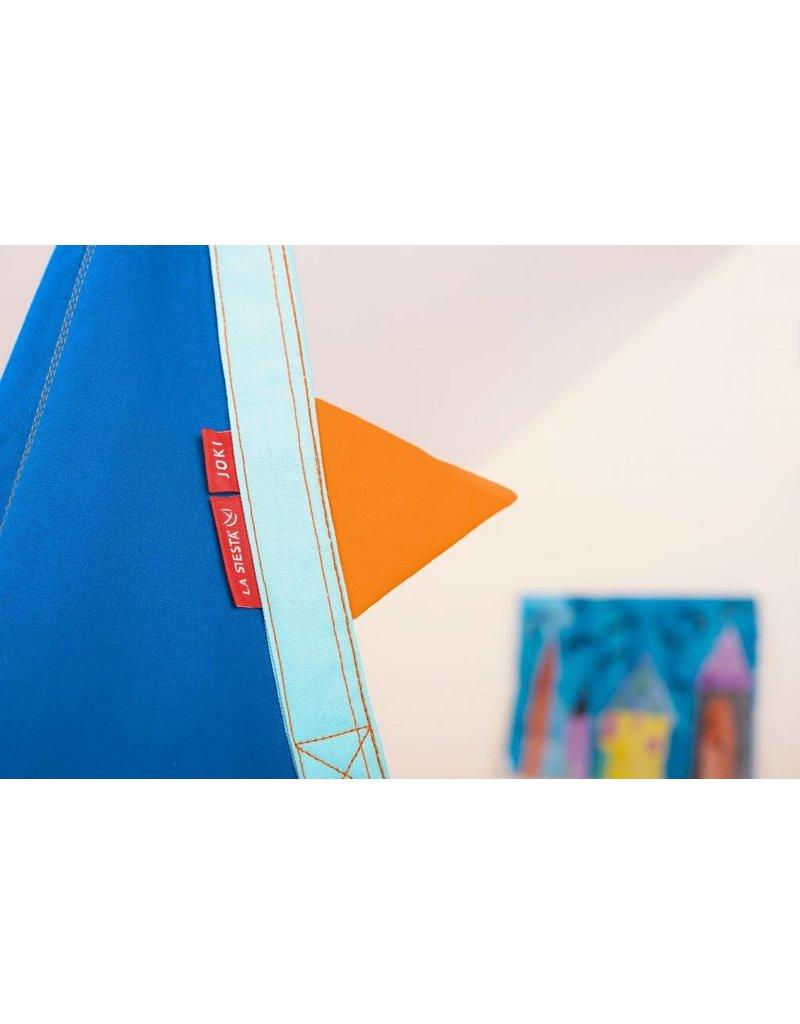 La Siesta hangmatten Joki Dolphy blauw - hangnest
