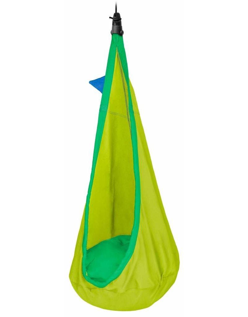 La Siesta hangmatten Joki Froggy groen  hangnest