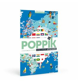 Poppik Poppik Flags of the world