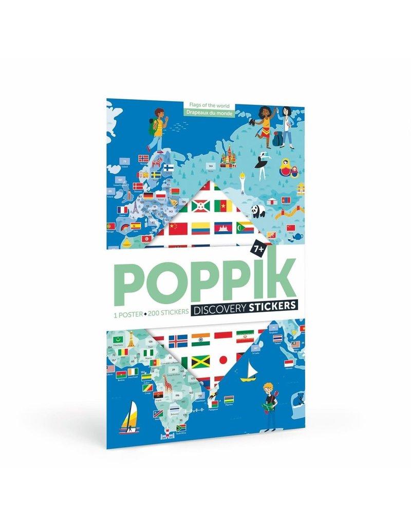 Poppik Flags of the world
