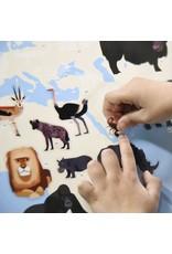 Poppik Poppik Animals of the world