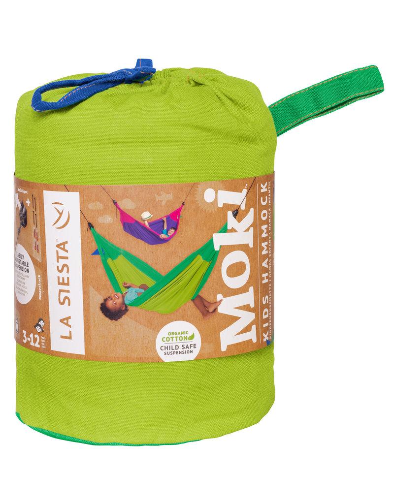 La Siesta hangmatten Moki Froggy hangmat voor kinderen
