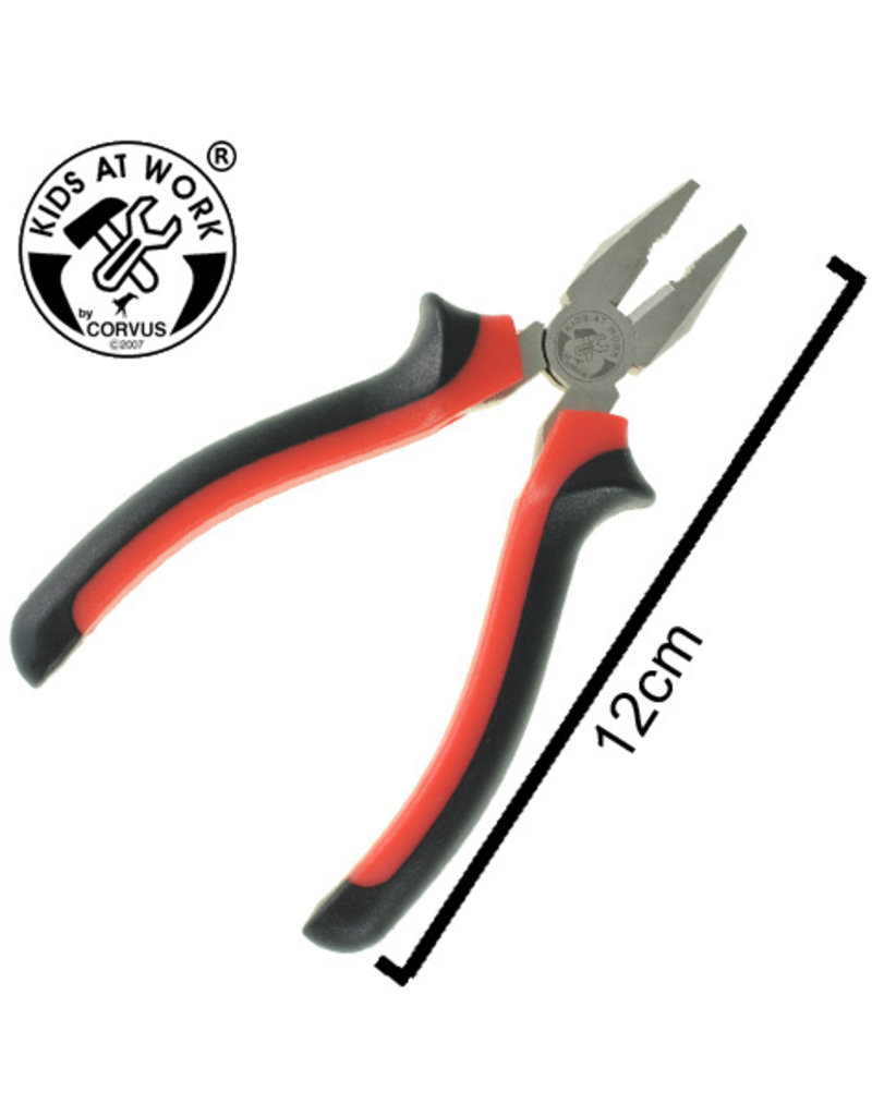 Kids at work Combination pliers small size
