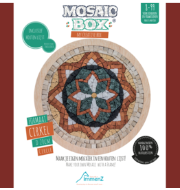 Neptune Mosaic Neptune Mosaic Giant Mosaicbox Medallion 8 20 cm