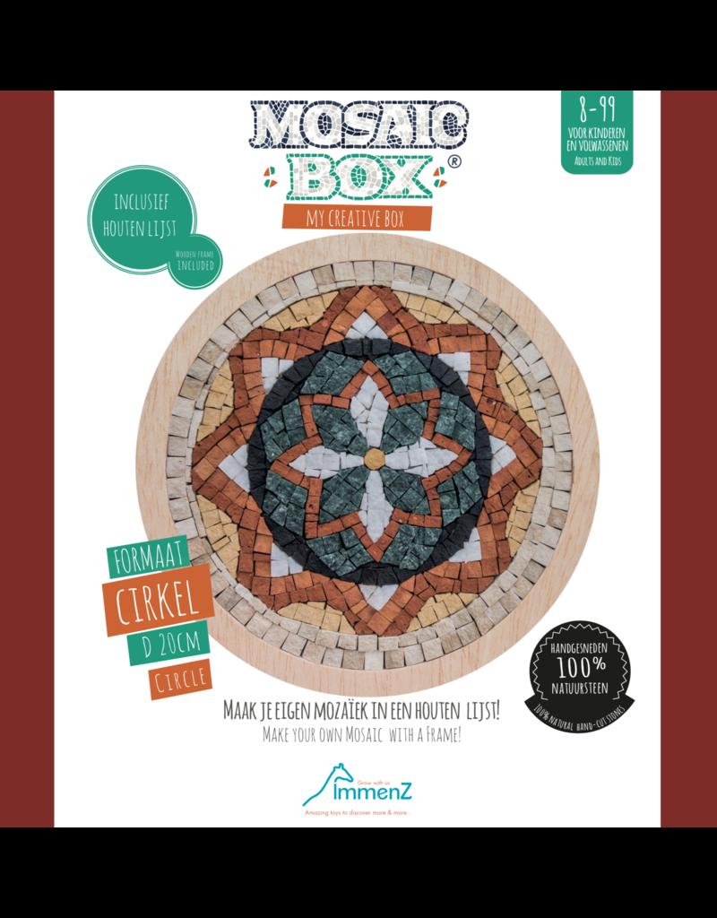 Neptune Mosaic Neptune Mosaic Giant Mosaicbox Medallion 8