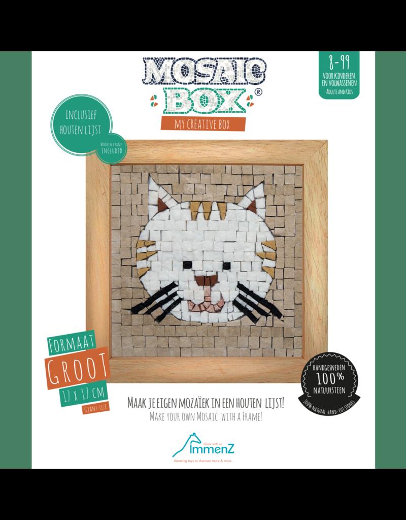 Neptune Mosaic Neptune Mosaic Giant Mosaicbox Cat face