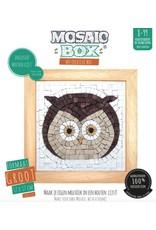 Neptune Mosaic Neptune Mosaic Giant Mosaicbox Owl face