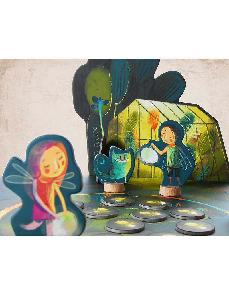 Marbushka fairtrade spellen Marbushka Glass greenhouse