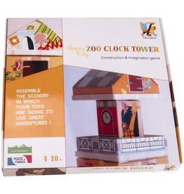 Fabulabox Zoo Clocktower EN versie