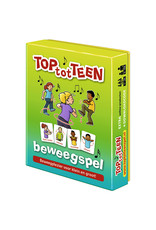 Dubbelzes Top tot Teen beweegspellen - display 6 stuks