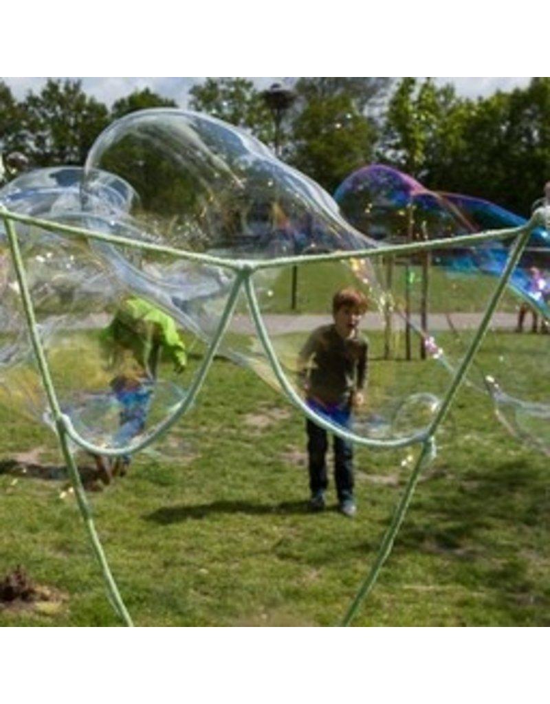 BubbleLab BubbleLab Party Fun edition - 3 sets sticks and bubblepowder for 15 liter suds