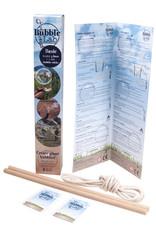 BubbleLab BubbleLab - create giant soap bubbles - set sticks, rope and powder for 5 liters suds