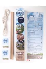BubbleLab BubbleLab  - 1 set stokken en bellenpoeder voor 5 liter sop