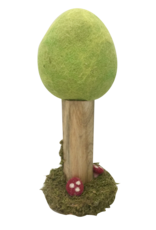 Papoose Toys Woodland spring tree