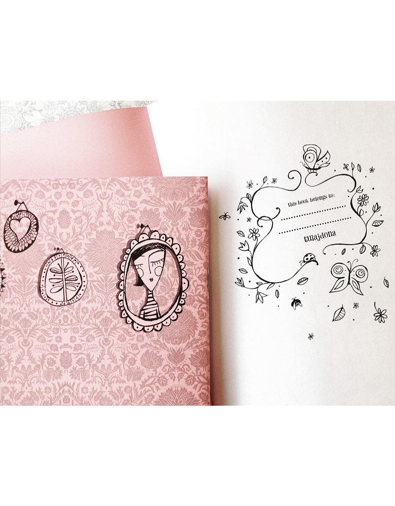 Marbushka Kleurboek voor meisjes
