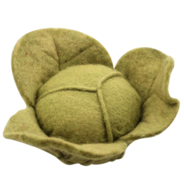 Papoose Toys Felt food cabbage lettuce