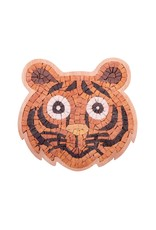 Neptune Mosaic DIY mozaiek Tiger Face Special met lijst ca 17 cm