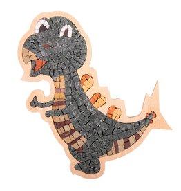 Neptune Mosaic DIY Mozaiek Stegosaurus Speciaal