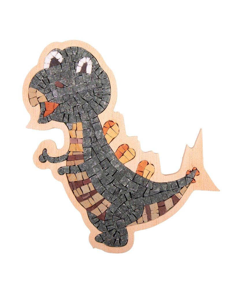 Neptune Mosaic DIY mozaiek Stegosaurus Special ca 17 cm