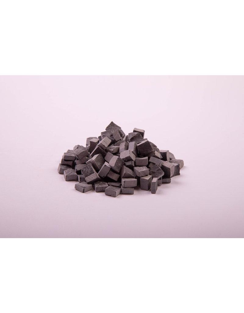 Neptune Mosaic Pot met 600 zwarte mozaieksteentjes 900 g/0,5 l