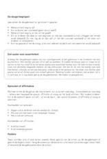 Act on Virtues Deugdenspel Doeboek - spelenderwijs karakter ontwikkelen