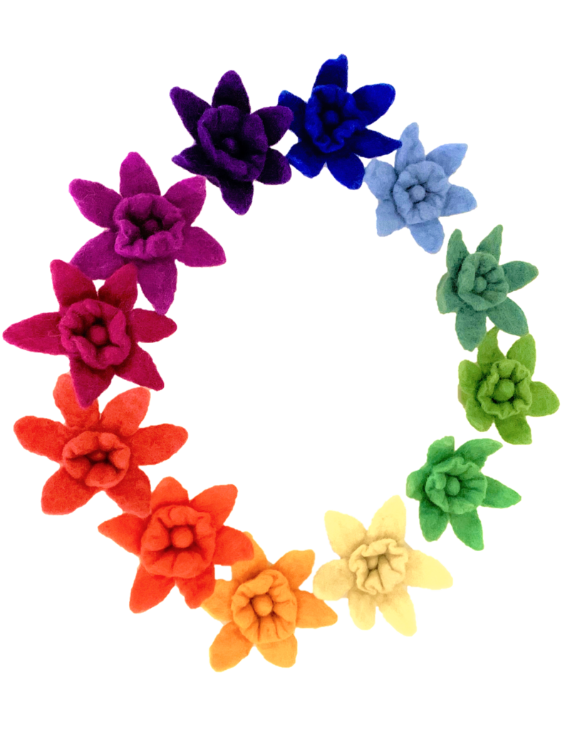 Papoose Toys Daffodils / 12 pcs