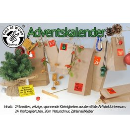 Kids at work Adventkalender klein