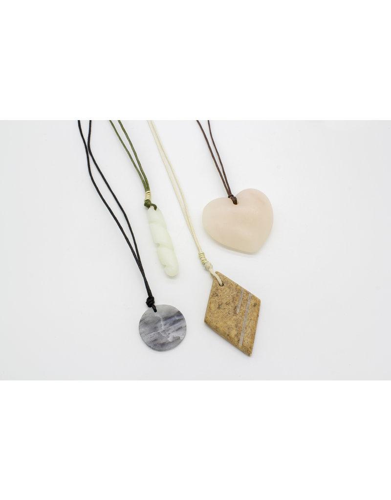 Kunstwerk Amuletten set 4 stuks