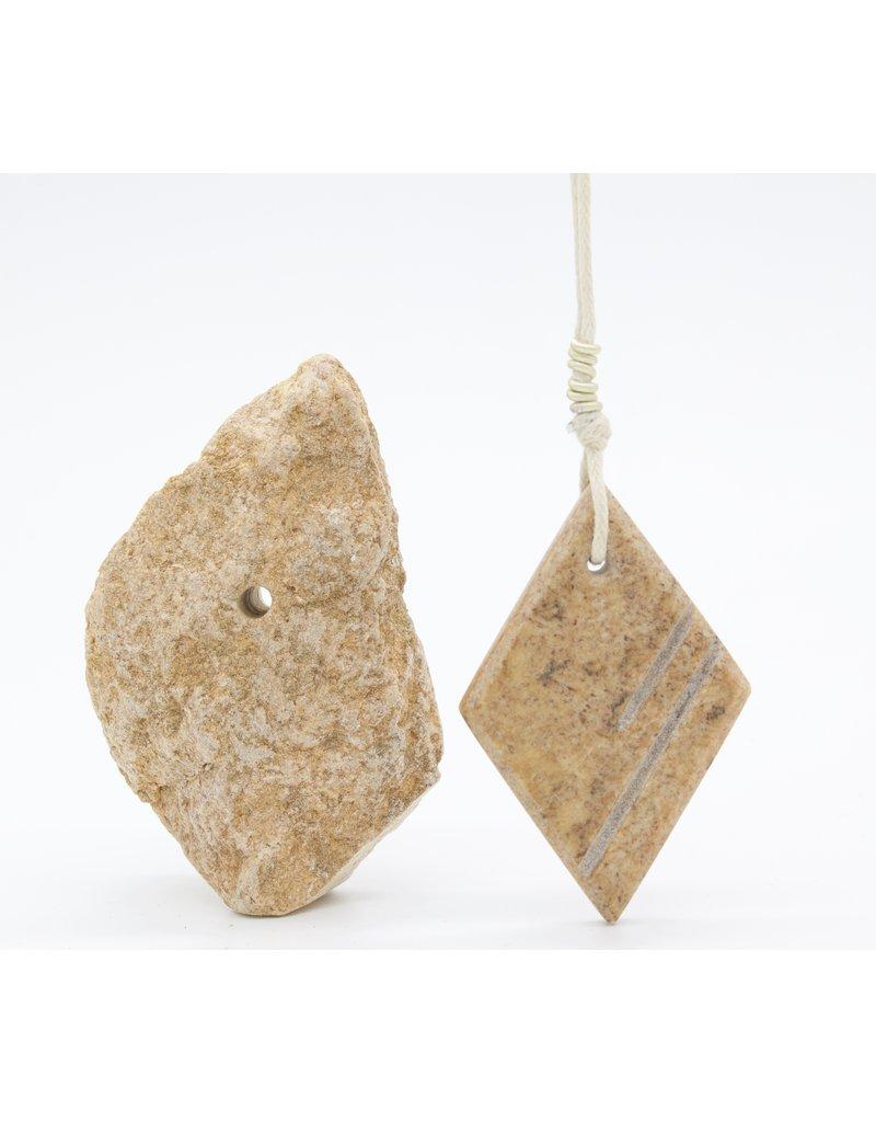 Kunstwerk Amuletten set groot 30 stuks