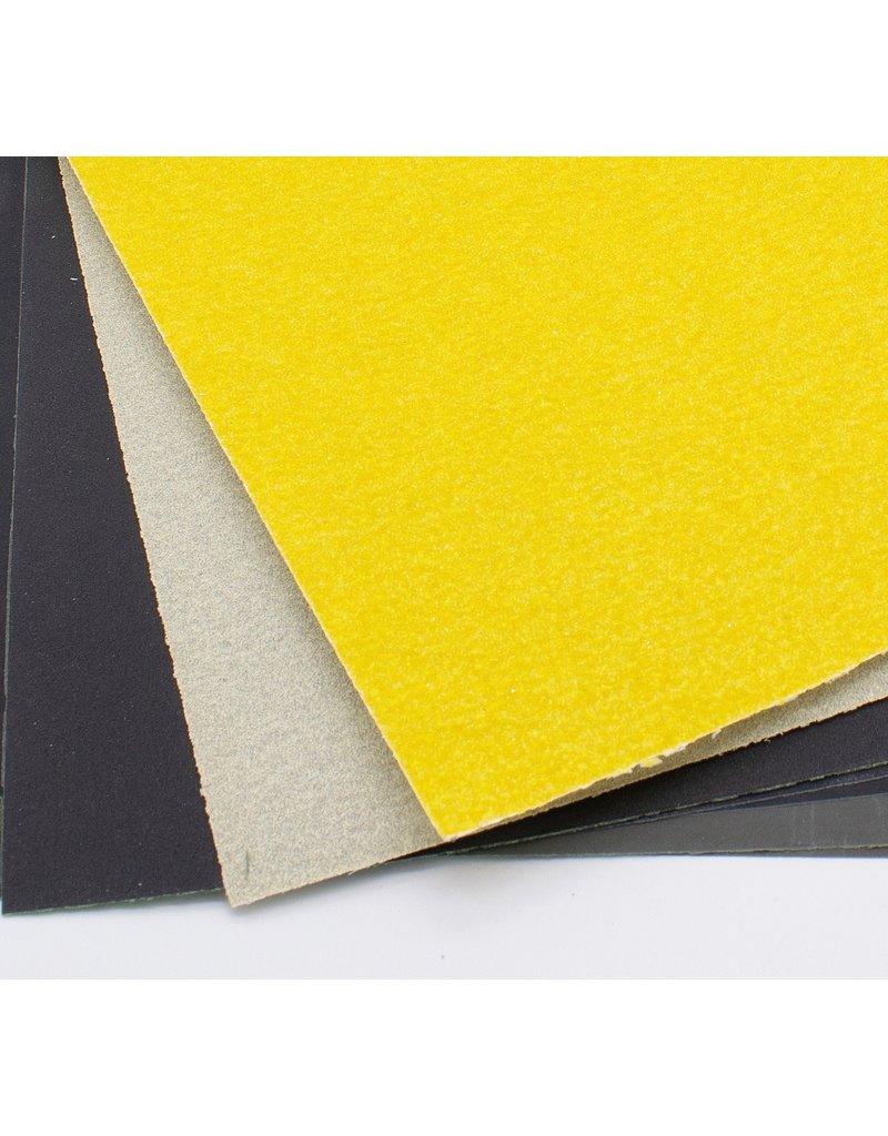 Kunstwerk Schuurpapierset