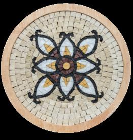 Neptune Mosaic Mosaicbox - Mandala 5
