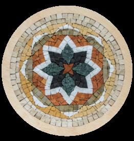 Neptune Mosaic Mosaicbox - Mandala 7