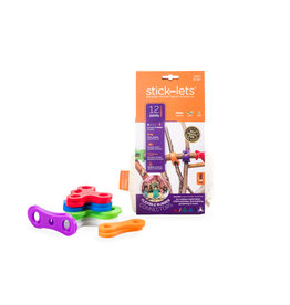 Stick-lets Stick-lets Dodeka Fort kit 12 pieces