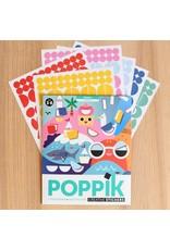 Poster stickers Seizoenen