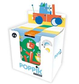 Poppik Display baby - my first sticker