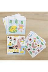 Poppik My first stickers - Rivier