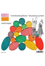 Korxx Kuller C Mix - 20 gekleurde bouwstenen