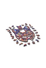 Aniwood Wooden puzzle Lynx small