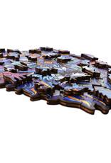 Aniwood Wooden  puzzle wolf medium