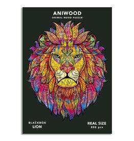 Aniwood Puzzle lion large