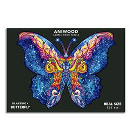 Aniwood Puzzle butterfly large