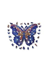 Aniwood Wooden puzzle butterfly medium