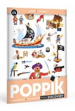 Poppik Poppik mini piraten