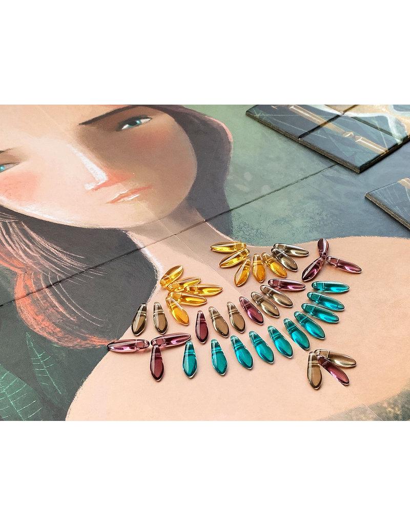 Marbushka De verloren halsketting - samenwerkingsspel
