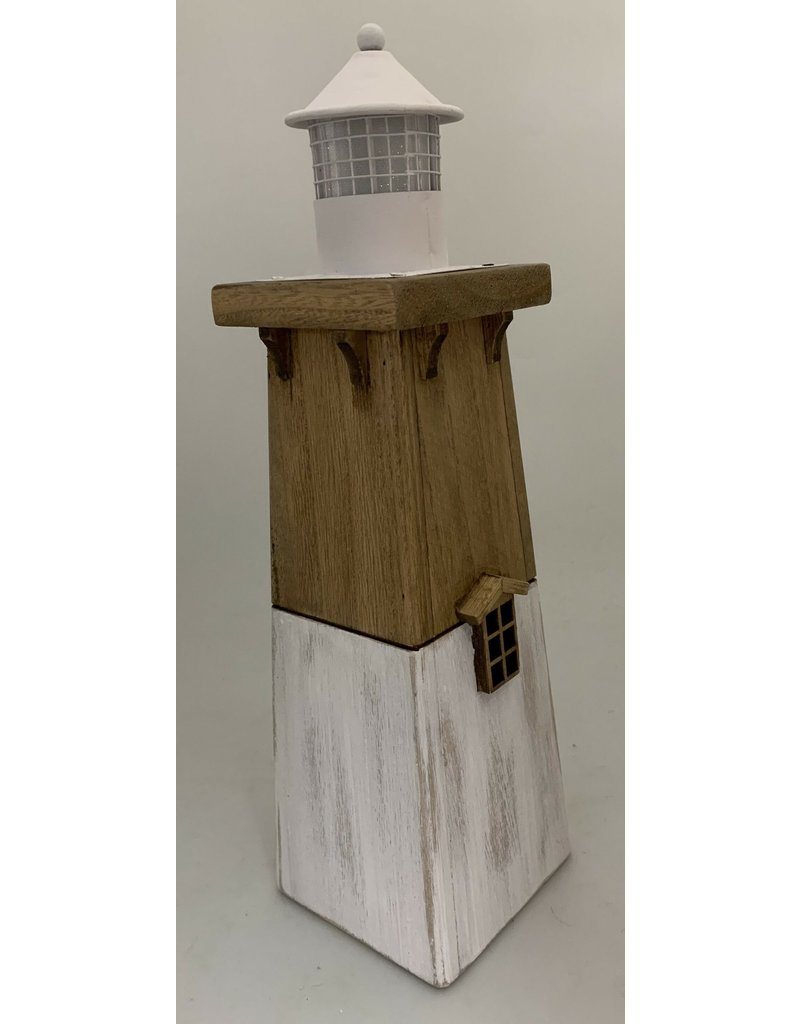 Papoose Toys Wooden Lighthouse
