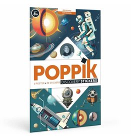 Poppik Discovery poster Anstronomie